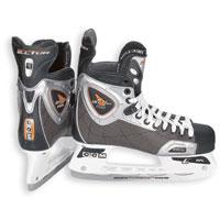 хоккейные коньки игрока