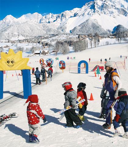 детские горнолыжные курорты