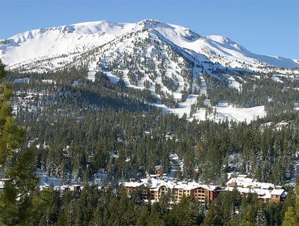 Гора Маммот, Калифорния, США