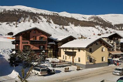 горные курорты Ливиньо, Италия