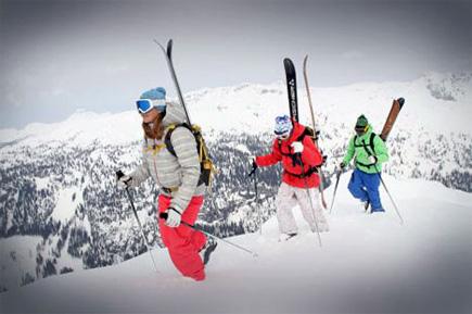 Лыжи fischer (fisher)