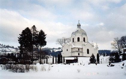 Славско, Карпаты