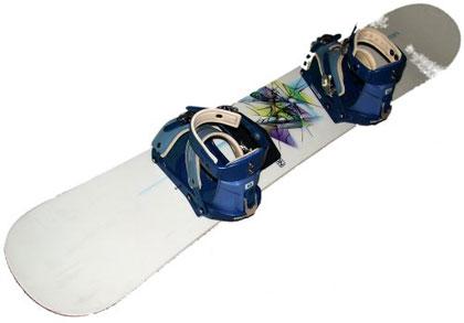 Это сноуборд