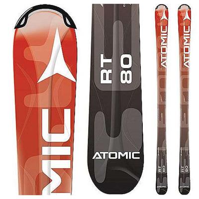 Горные лыжи Atomic