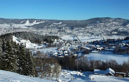 горнолыжная Норвегия