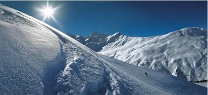 горнолыжная Италия