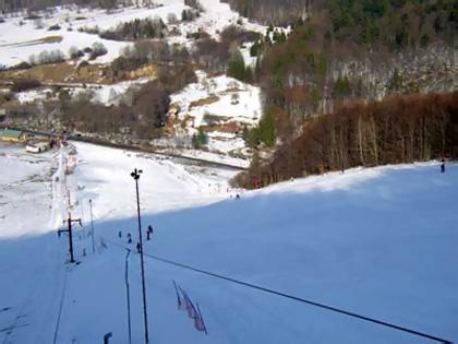 горнолыжная Словакия
