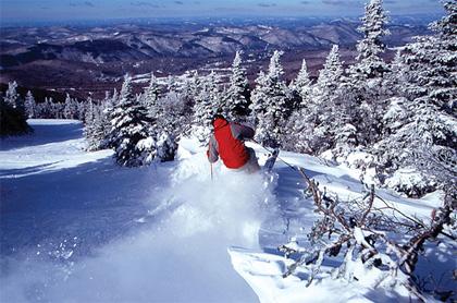 горнолыжные курорты США