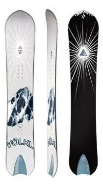 сноуборды Volkl